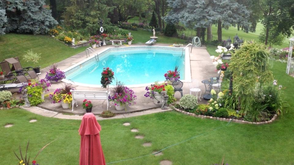 Toronto pool for rent