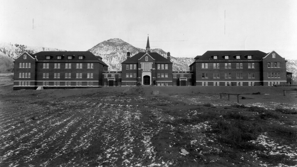 Kamloops residential school