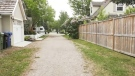 Neighbourhood residents are fighting to preserve a popular lane that connects two streets in West Hillhurst