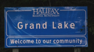 About 9,000 people in Halifax, Enfield, Elmsdale, Lantz and East Hanz are supplied with water from the Grand Lake watershed through the East Hants Regional Water Utility.
