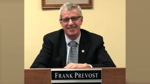 Mayor of South Glengarry and warden for the United Counties of Stormont, Dundas and Glengarry Frank J. Prevost. (Photo courtesy: South Glengarry)