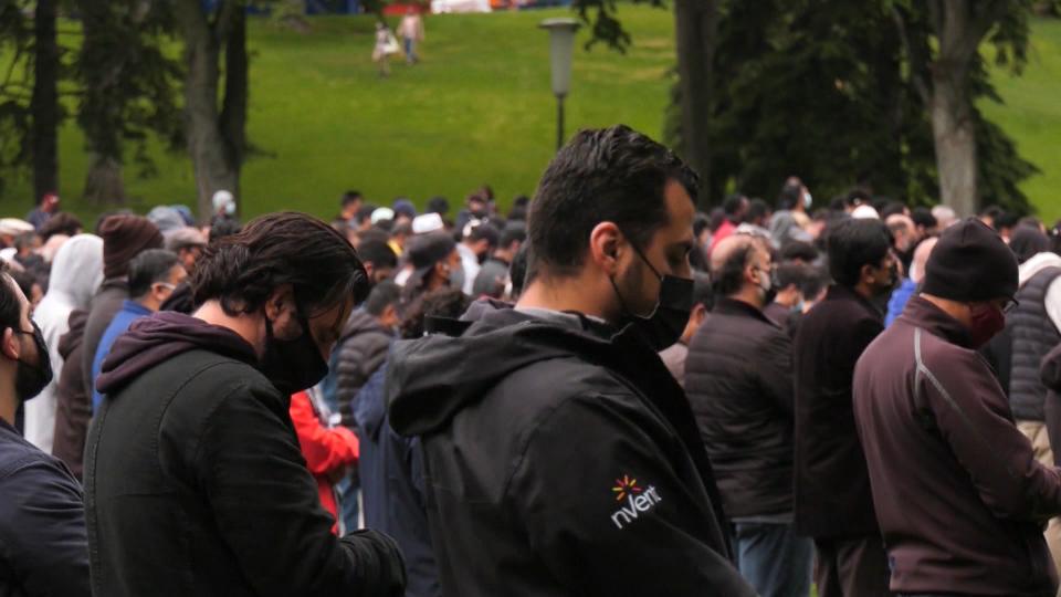 Alberta legislature, prayer, Afzaal, London attack
