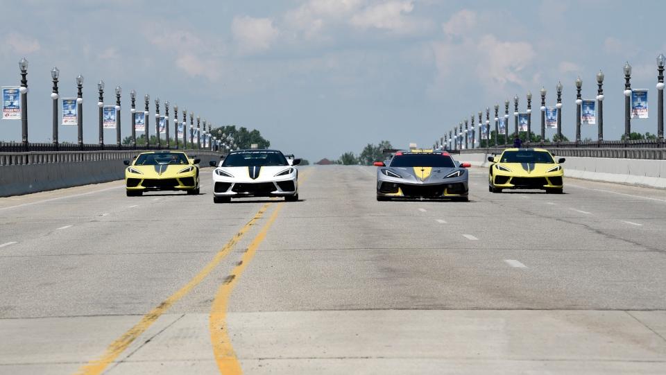 IMSA Corvette Stingray