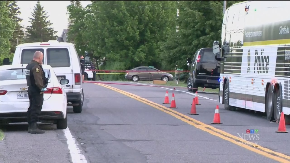 Murder-suicide in Contrecoeur: police