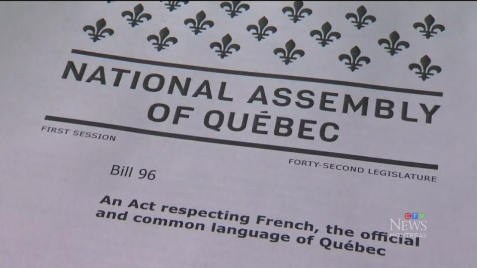 Concerns over Quebec language reform