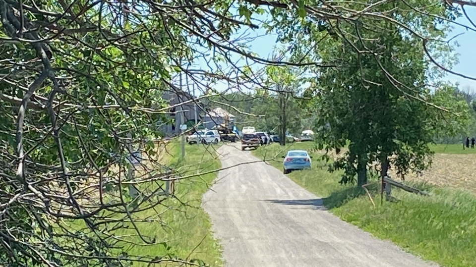 Innisfil skydiving incident