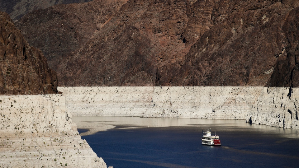 Colorado River-Drought