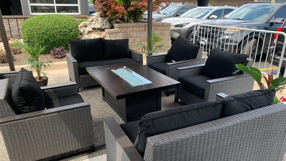 Jose's patio