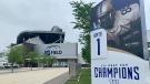 IG Field in Winnipeg on June 10, 2021. (CTV News Photo: Scott Andersson)