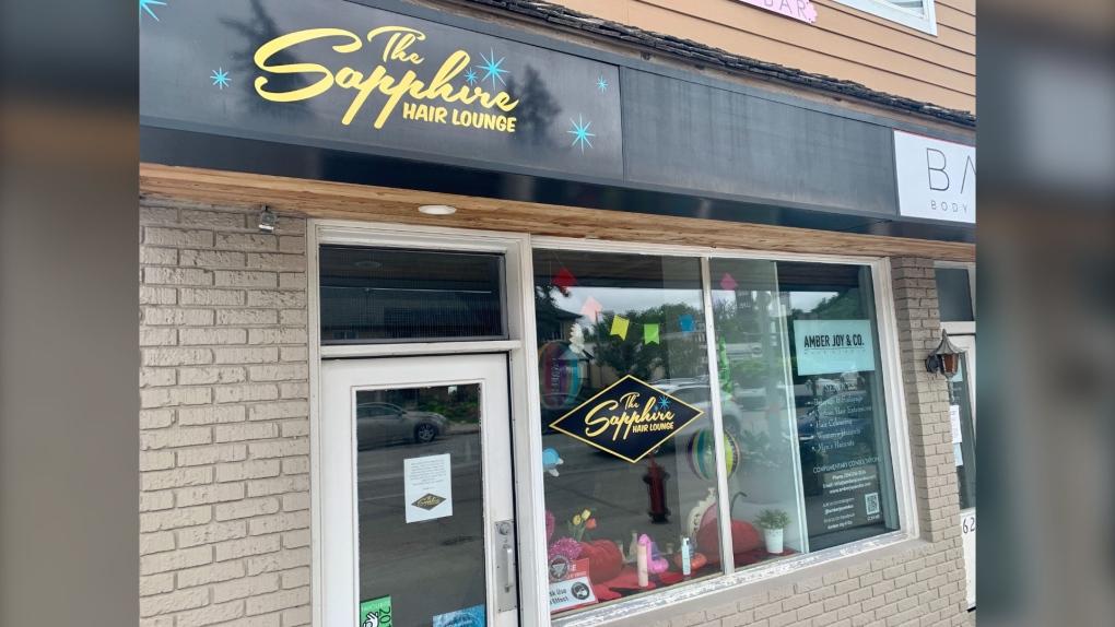 Sapphire Hair Lounge