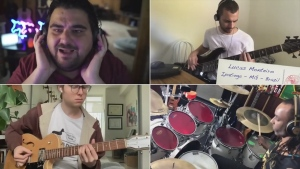 Sudbury musician's collab of Rush cover