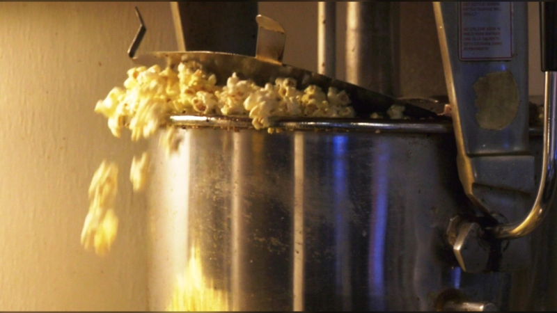 Movie theatres reopened Thursday as Alberta entered Stage 2 of its reopening
