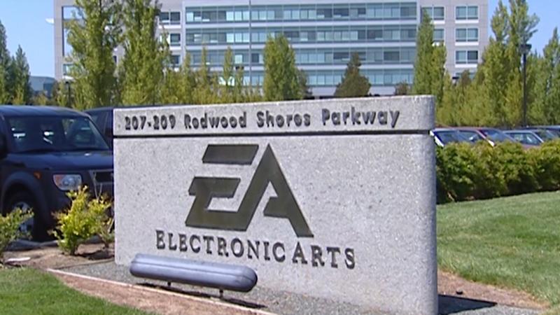 Hackers hit Electronic Arts