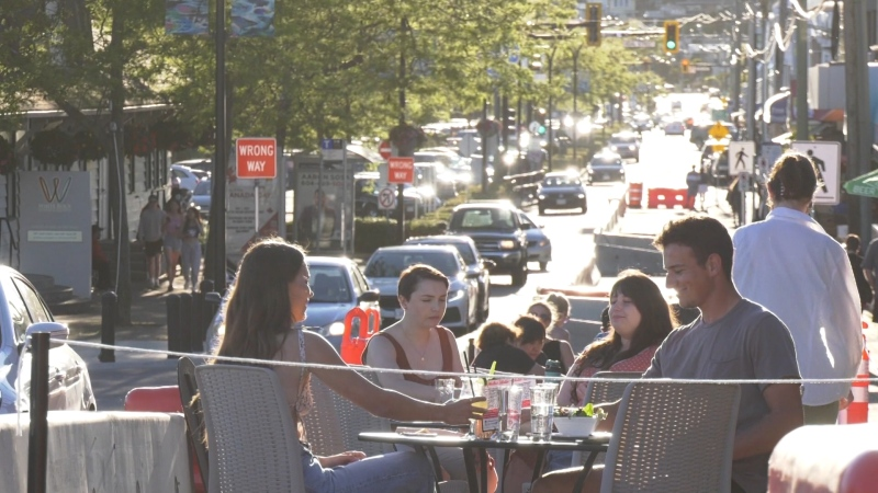 Pandemic patios could disappear in White Rock