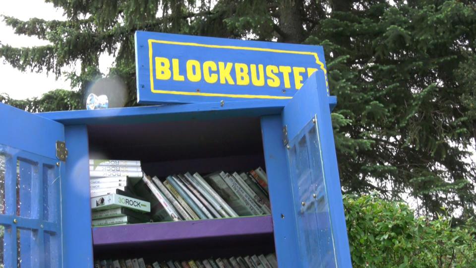Free Blockbuster