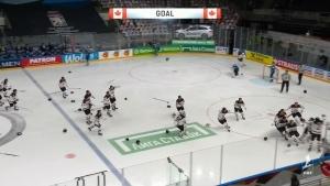 Team Canada wins gold