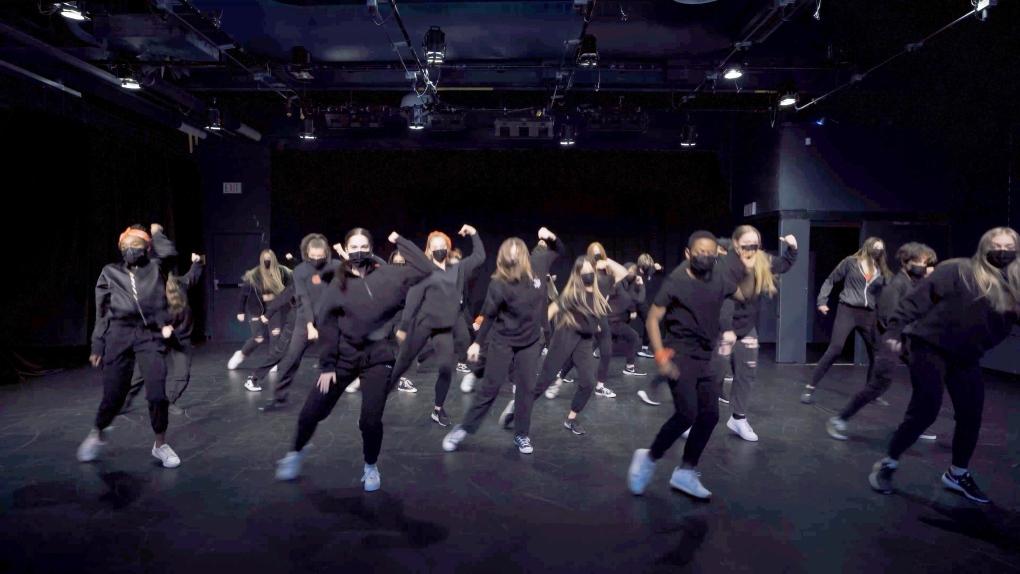 LCI Arts Academy dance Lethbridge