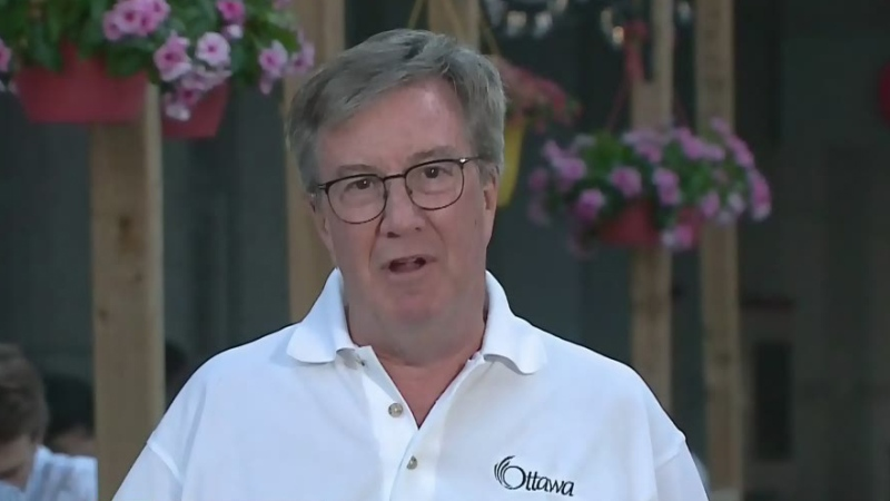 Ottawa mayor excited to see City reopen