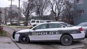 Winnipeg police cruiser