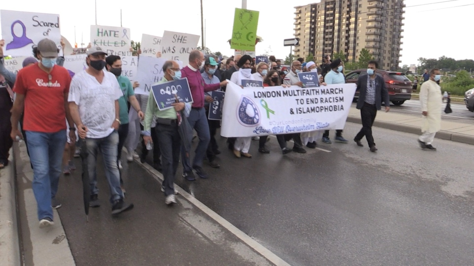 Multi-Faith March to End Racism