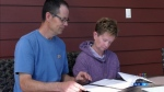 Couple receives costly bill for postal code change