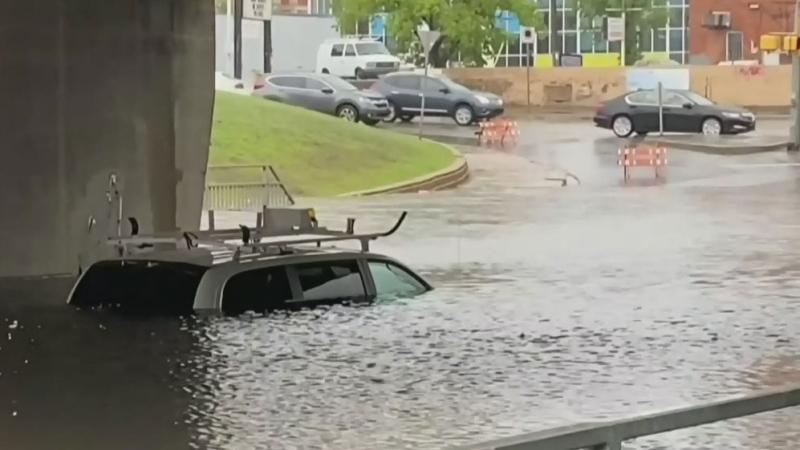 Rivers for roads in Regina