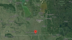 Environment and Climate Change Canada (ECCC) confirmed a tornado touched down in Altona on June 9, 2021. (Source: Google Maps)
