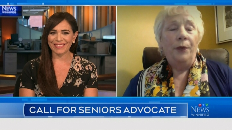 Manitobans call for creation of seniors advocate