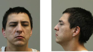 New Brunswick RCMP are looking for 25-year-old Stephen Perley Jr., who is driving a red four-door Toyota Tacoma. (COURTESY NEW BRUNSWICK RCMP)