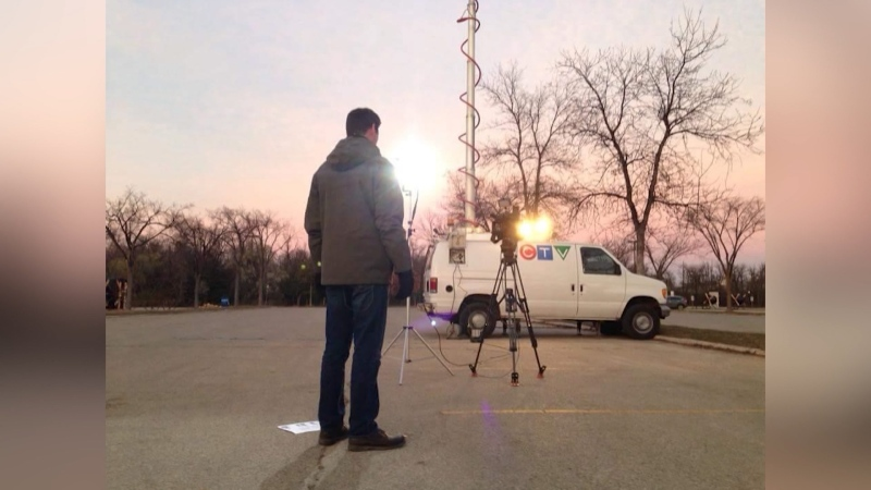 CTV reporter reveals Indigenous roots