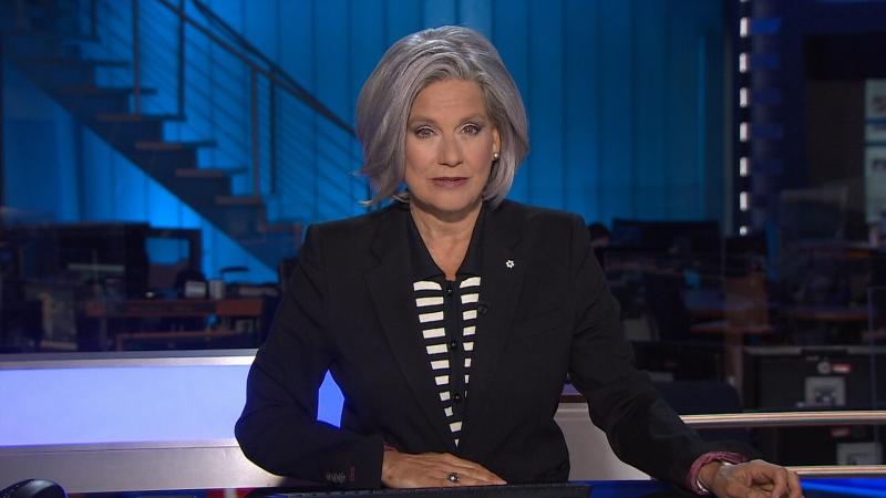 Chief Anchor and Senior Editor, Lisa LaFlamme