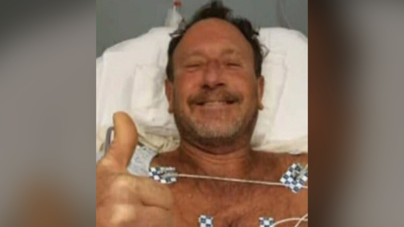 U.S. diver says he was swallowed by whale