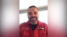 Canadian Forces Snowbird pilot Bassam Mnaymneh of Windsor, Ont. (Angelo Aversa/CTV Windsor)