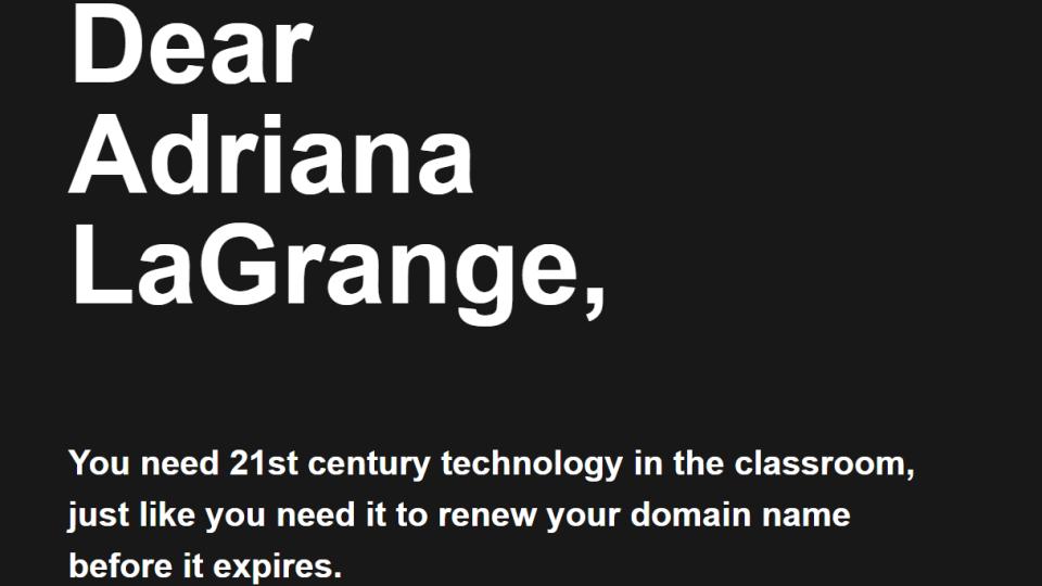 LaGrange website