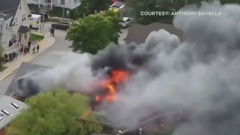 Community saddened by fire at Chester Playhouse