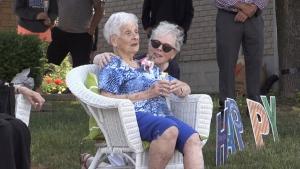 Midland woman celebrates 100th birthday