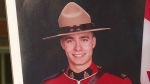 RCMP officer killed in the line of duty
