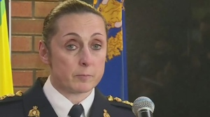 'We're shaken to our core': RCMP on slain officer
