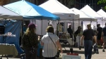 Downtown outdoor market resumes for summer