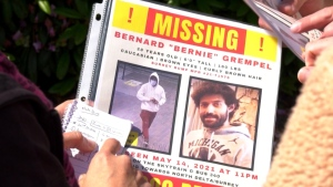 Search continues for missing Surrey man