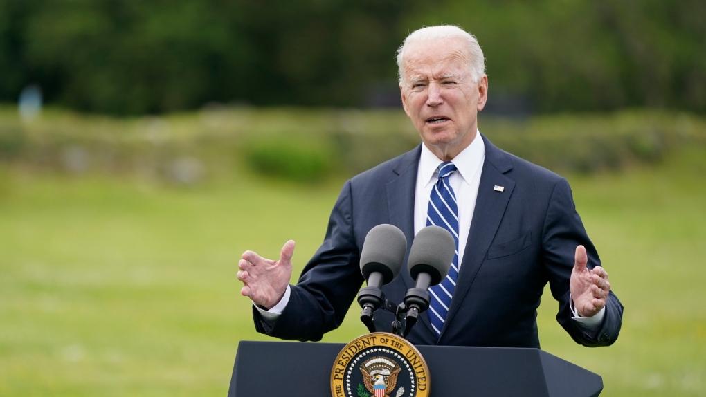 Joe Biden at the G7