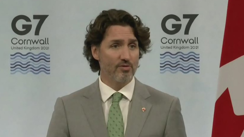Canadians detained by China discussed at G7
