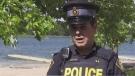 Person reported missing in Conestogo Lake