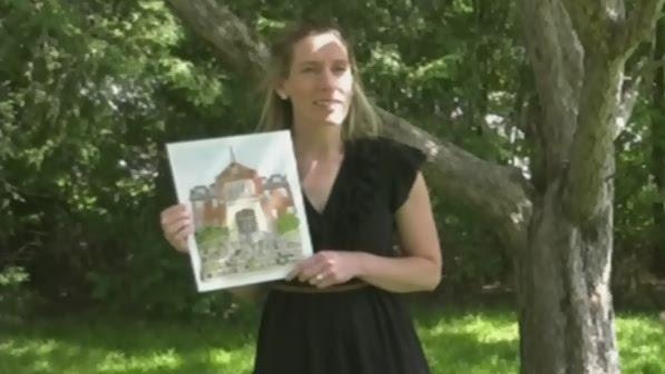Sault woman raising funds with memorial artwork