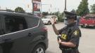 OPP have partnered with Circle K for a new program to hand out positive tickets to youth for good actions.