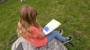 A group of second graders in Manitoba have come up with a special tribute to the children who died in Canada's residential school system, penning a poem after their teacher taught them about what happened at these schools.