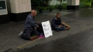 Climate activists start old-growth hunger strike