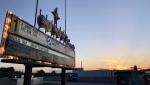 Sunset Barrie Drive-in Theatre (David Sullivan/ CTV News)