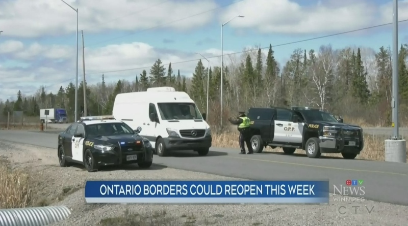 Border with Ontario may reopen soon