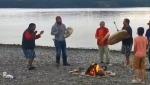 Sawatsky Sign-Off: Ceremony Surprise
